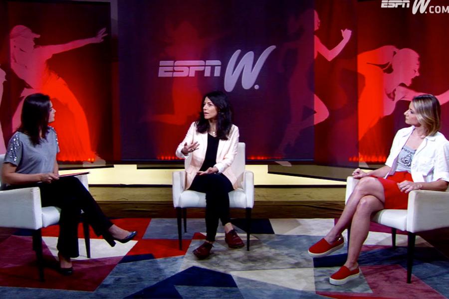 Luz, Câmera, Ação: Olhar espnW debate a importância da mulher no cinema