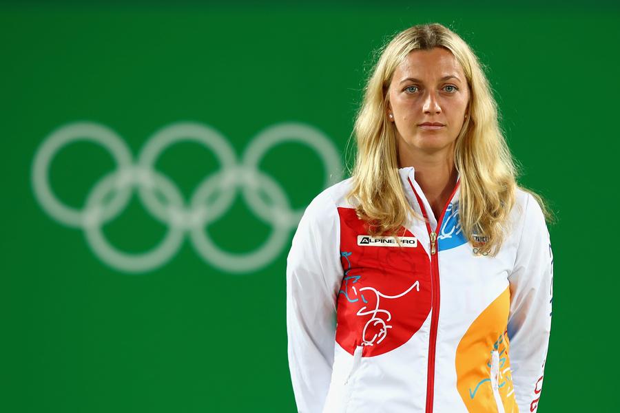 Agressão a faca, medalha olímpica e início promissor: Petra Kvitova e Monica Seles têm muito em comum