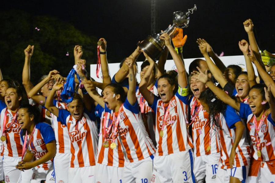Conheça o Sportivo Limpeño, campeão da Libertadores feminina de 2016