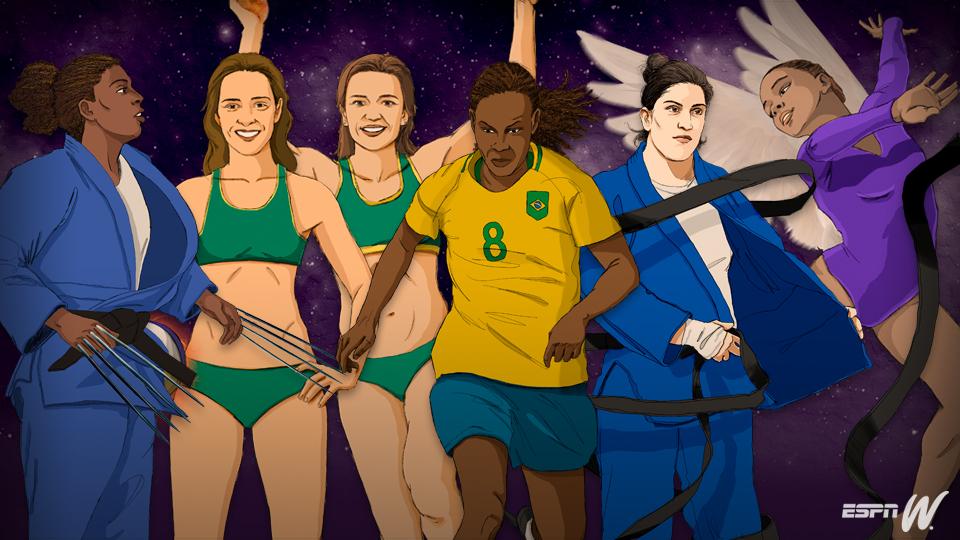 Impacto10: As mulheres que marcaram o esporte brasileiro em 2016 – Parte 02