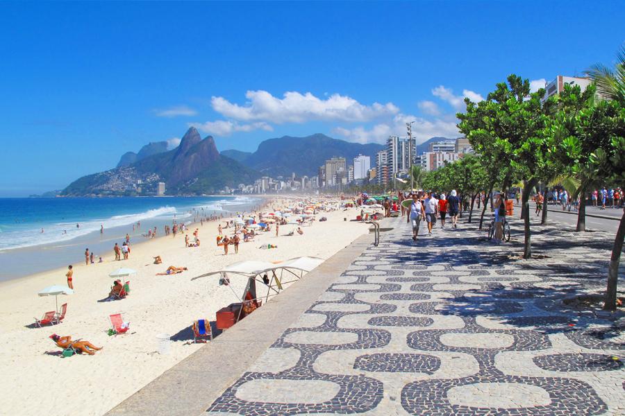 10 praias perfeitas para você correr durante o verão