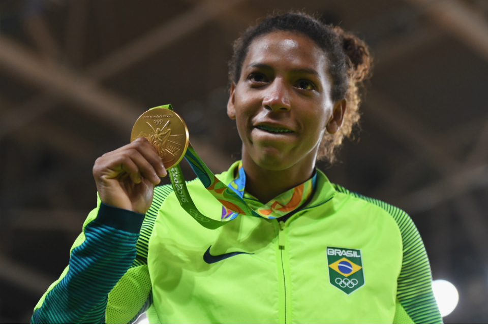 2016 no esporte feminino em 12 atos