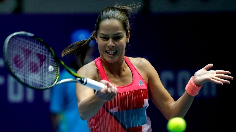Ex-número um do mundo, sérvia Ana Ivanovic anuncia aposentadoria aos 29 anos