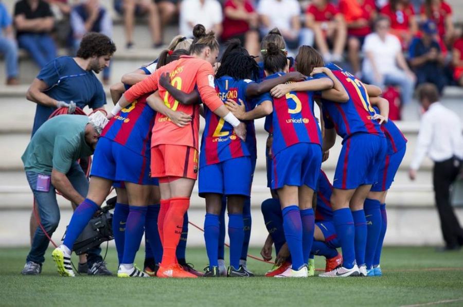 Das decepções aos sonhos, o ano do Barça Feminino