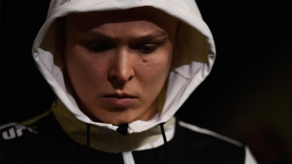Independentemente do futuro, Ronda Rousey será lembrada como uma pioneira