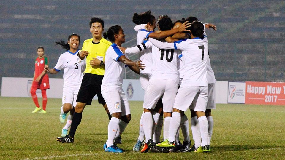 Quase cinco gols por jogo, artilheira do Nepal, soberania indiana… Conheça o Campeonato Feminino do Sul da Ásia