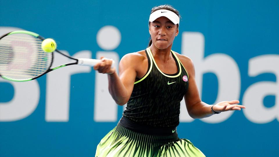 Tenista australiana será a primeira jogadora nascida nos anos 2000 a disputar a chave principal de um Grand Slam