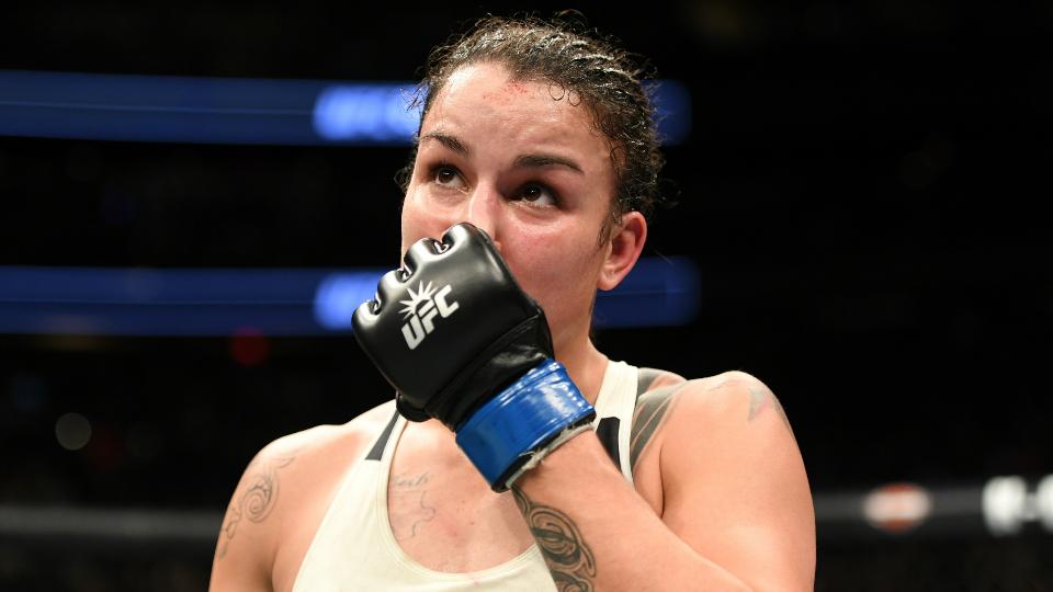 Atleta fala sobre sparring com Ronda Rousey para luta contra Amanda Nunes