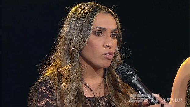 Marta relembra Olimpíada no Brasil: 'Carinho foi o mais especial de tudo'