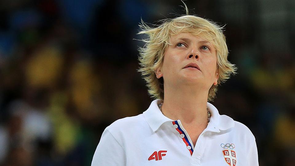 Do vexame ao título europeu e o pódio olímpico, Marina Maljković pôs o basquete feminino da Sérvia no mapa-múndi do esporte