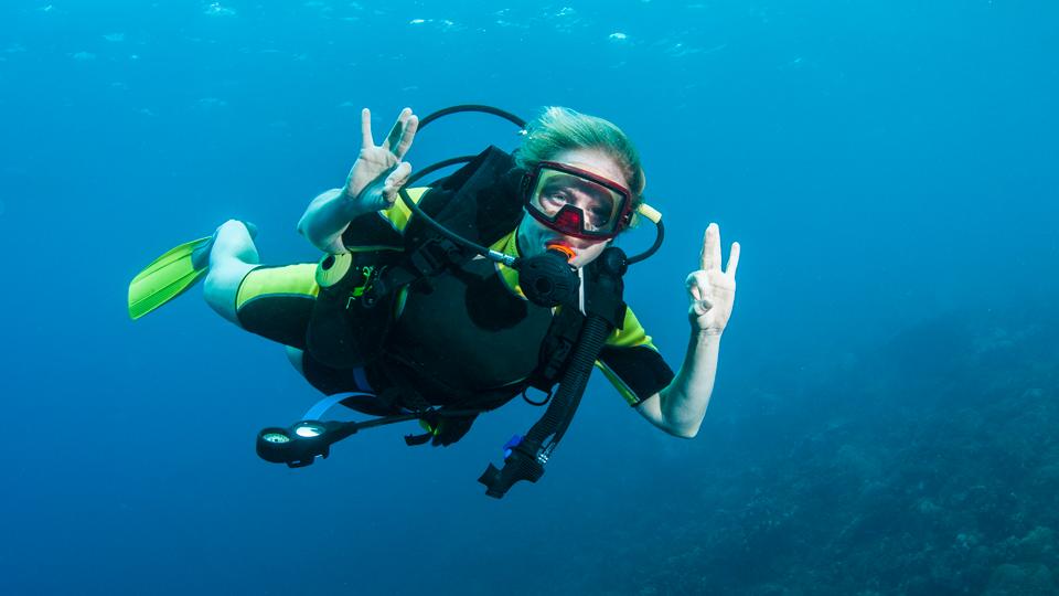 Conheça cinco lugares que vão fazer do mergulho a sua nova paixão