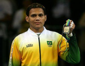 Edinanci Silva conquistou medalha de ouro nos Jogos Pan-Americanos de 2007 (Getty Images)