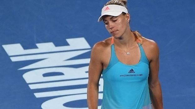 Australian Open: Lances de Coco Vandeweghe 2 x 0 Angelique Kerber