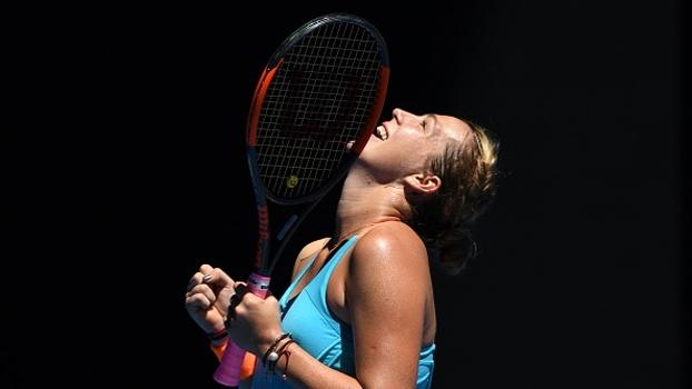 Pavlyuchenkova despacha Kuznetsova em sets diretos e avança para as quartas na Austrália