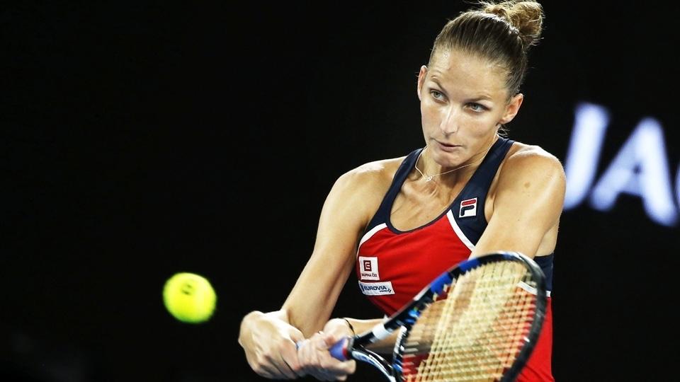 Pliskova vence Gavrilova e irá encarar surpresa nas quartas do Australian Open