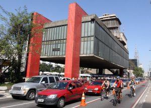 Ciclofaixa de lazer na Av. Paulista funciona aos domingos e feriados (Reprodução site Cidade de São Paulo)