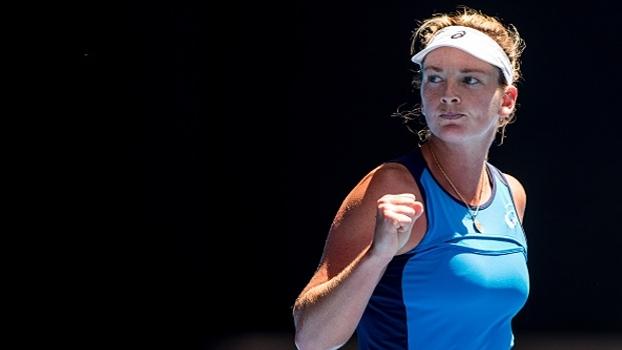 Australian Open: Lances de Coco Vandeweghe 2 x 0 Garbiñe Muguruza