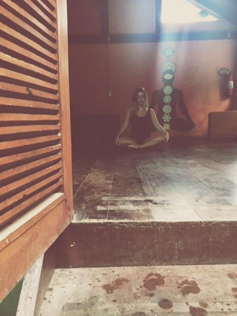 Yoga, eu mal te conheço e já te amo!