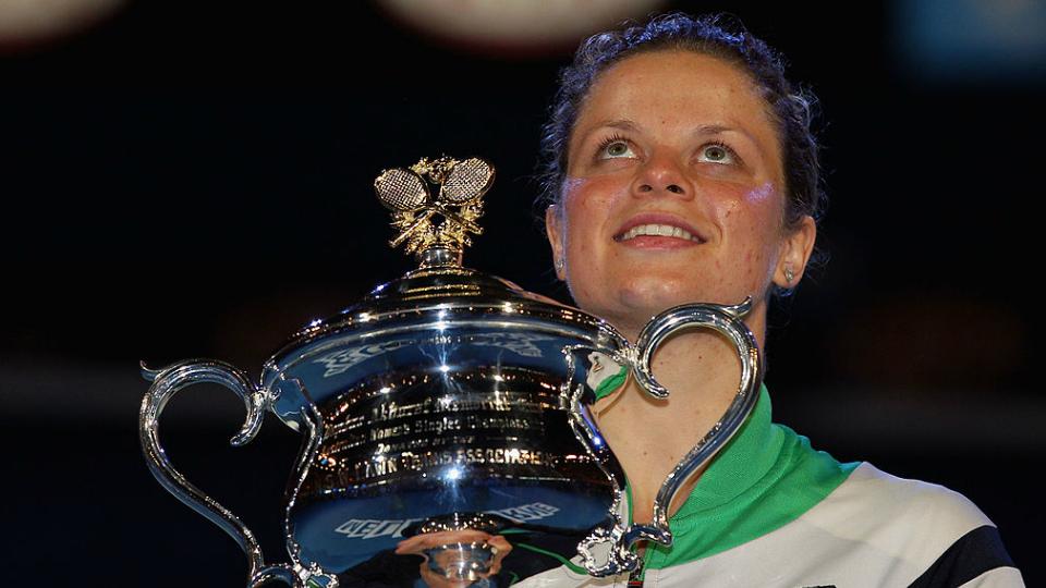 Indicada para o Hall da Fama do tênis e saudada por Guga, Kim Clijsters teve uma carreira marcada pela versatilidade