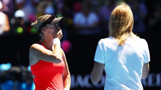 Lucic-Baroni chora em entrevista após chegar às semis do Australian Open: 'Nunca vou me esquecer'