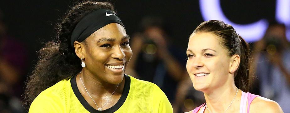 Altas, baixas, fortes ou magras: meninas mostram que o tênis é para todas