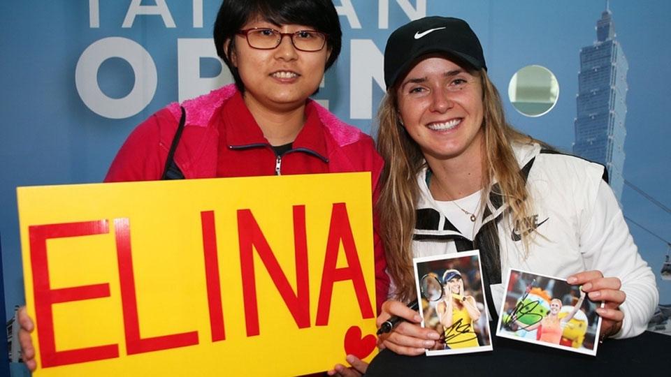 Svitolina e Stosur confirmam favoritismo e avançam às semifinais em Taiwan