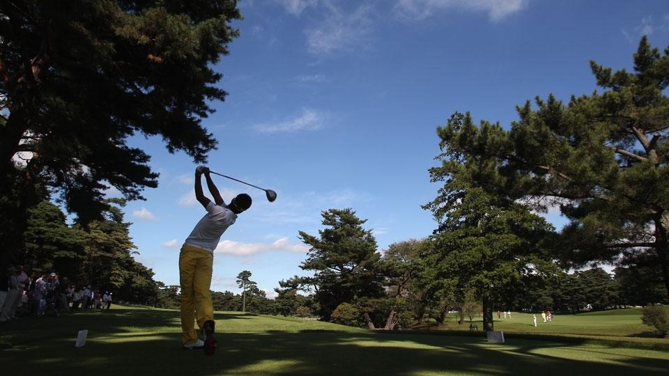 Organização pede que sede de golfe nos Jogos de Tóquio mude política sexista
