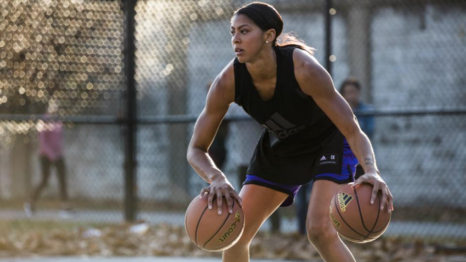 A criatividade que diferencia as grandes atletas é retratada em nova campanha da Adidas