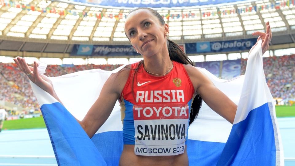 Ouro nos 800m rasos em Londres 2012, russa é suspensa por quatro anos