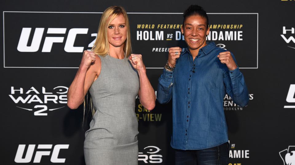 Algoz de Ronda Rousey, Holly Holm pode ser a primeira campeã em duas categorias diferentes no UFC