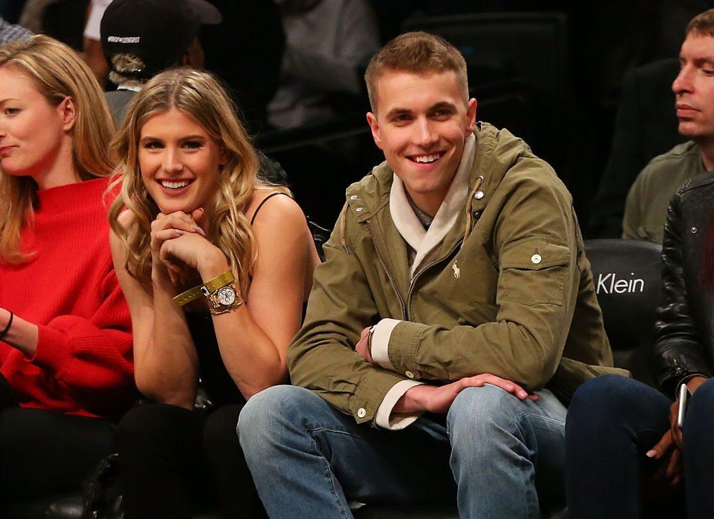 """Os dois parecem ter gostado do """"encontro"""" (Getty Images)"""
