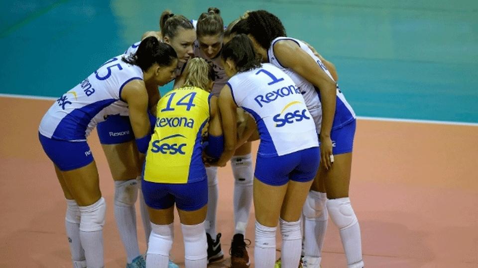 Rio de Janeiro e Praia reeditam final da Superliga no Sul-Americano