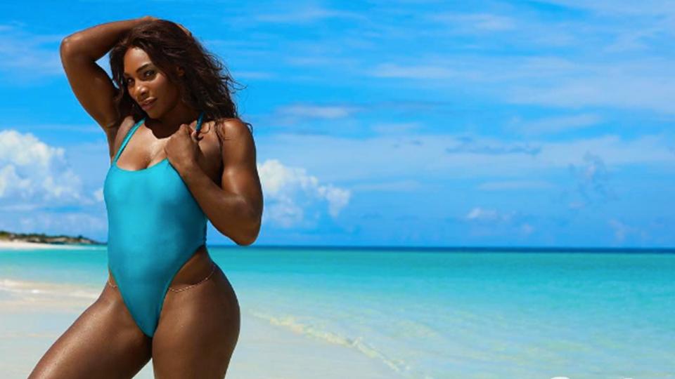 Serena, Simone, Bouchard… elas deram o que falar com fotos de biquíni