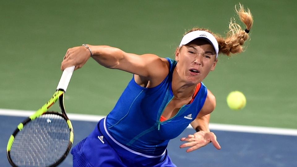 Wozniacki e Puig estreiam com vitória no WTA Premier de Dubai