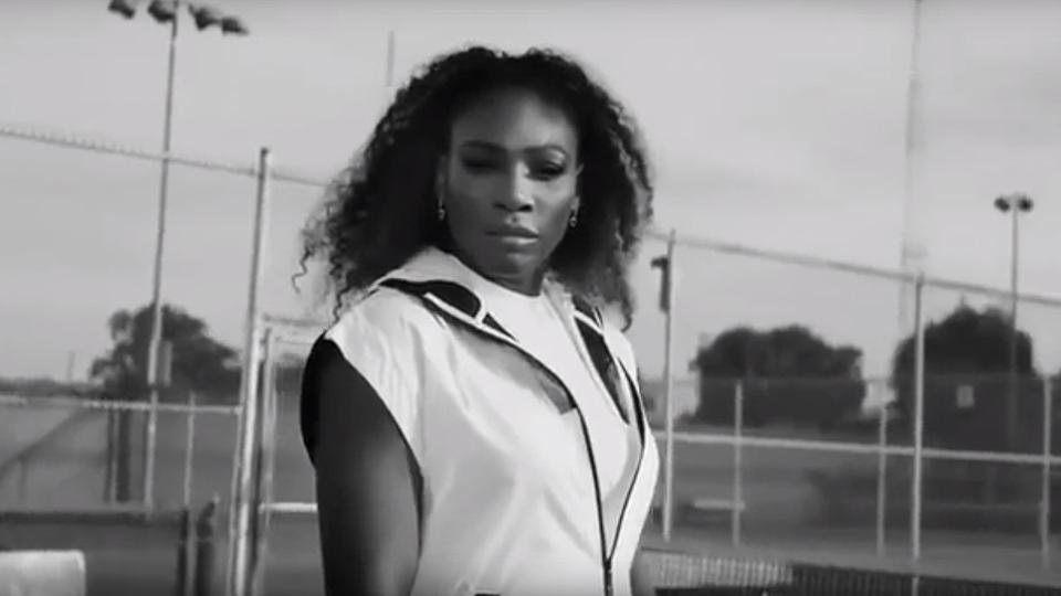 Serena Williams e Lebron James debatem igualdade e empoderamento em nova campanha publicitária