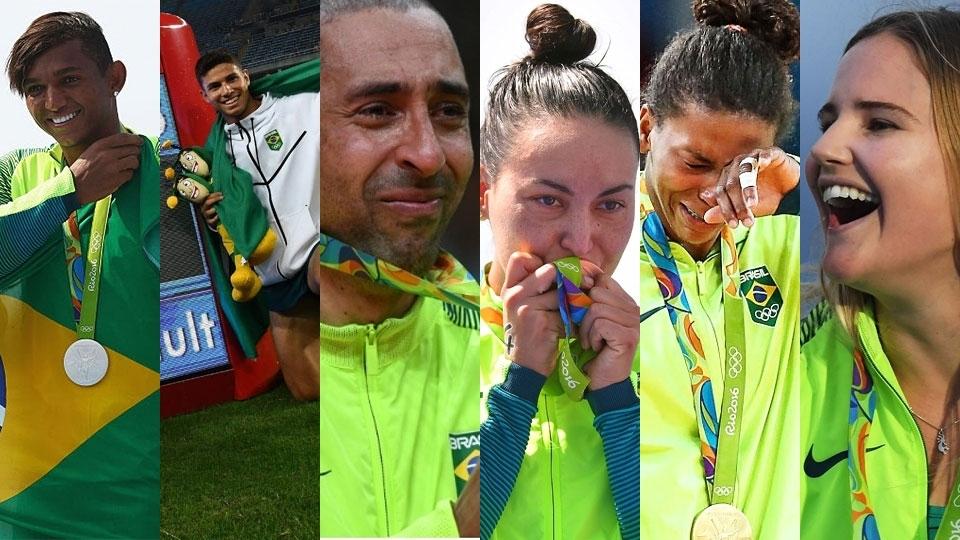 COB anuncia concorrentes aos prêmios de melhores atletas de 2016