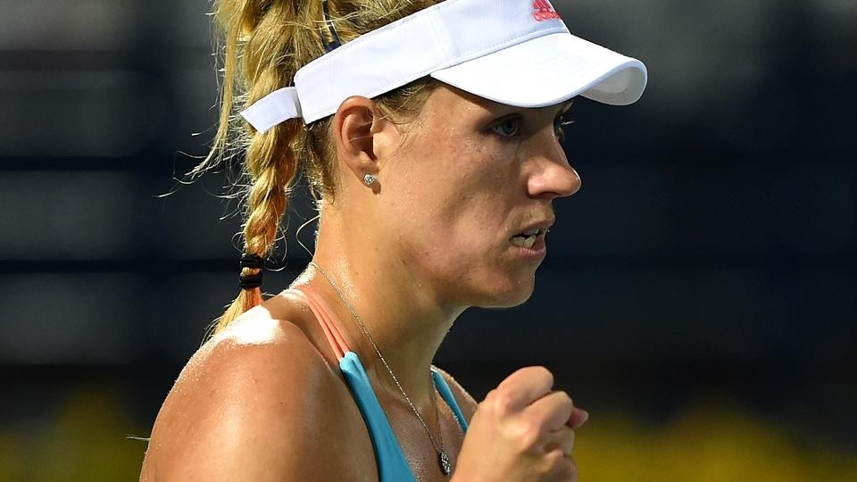 Kerber vence revanche da final olímpica e avança no WTA Premier de Dubai