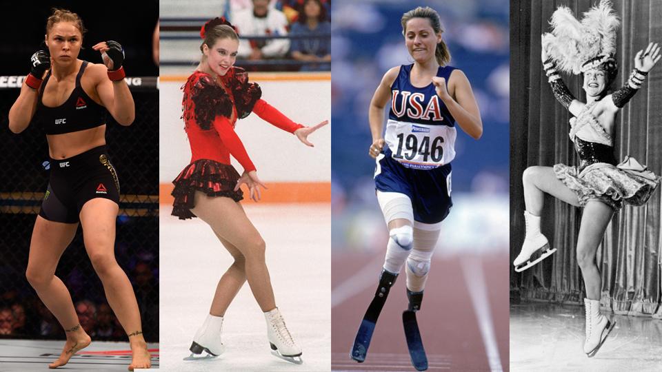 Do esporte ao cinema: Confira atletas que deram as caras como atrizes em Hollywood