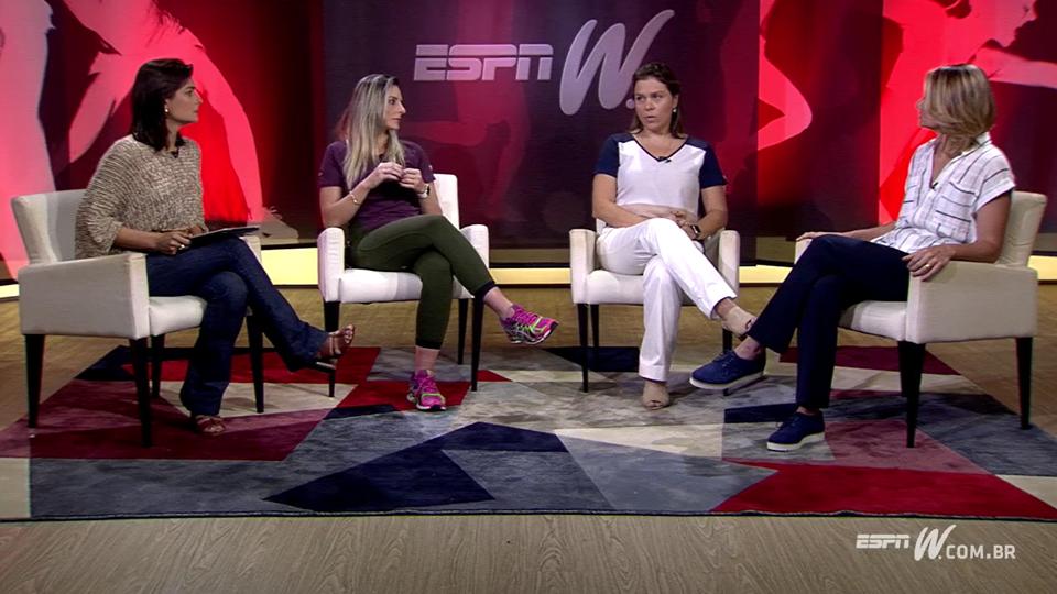 Olhar espnW desta semana fala sobre o esporte durante a gravidez