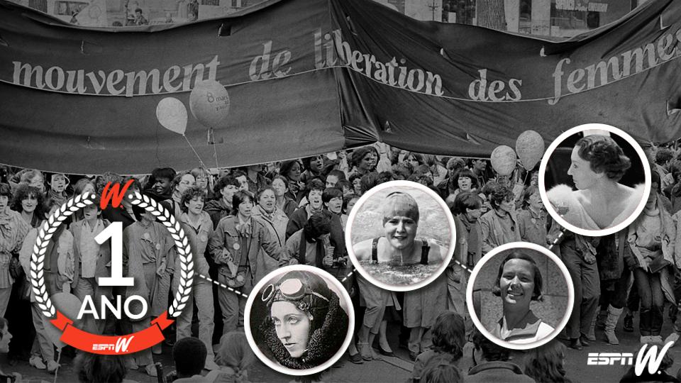 Comece uma viagem pela linha do tempo com algumas mulheres que marcaram a história do mundo