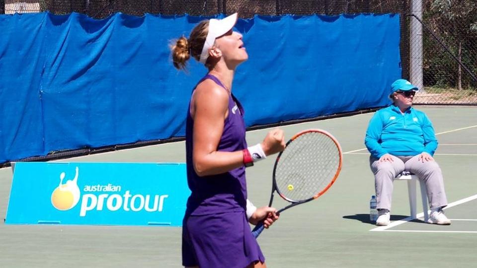 Bia Haddad Maia vence tcheca e conquista título de ITF na Austrália