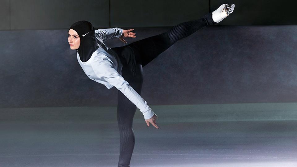 Hijab 'hi-tech' é o novo aliado na luta pela inclusão das mulheres muçulmanas no esporte