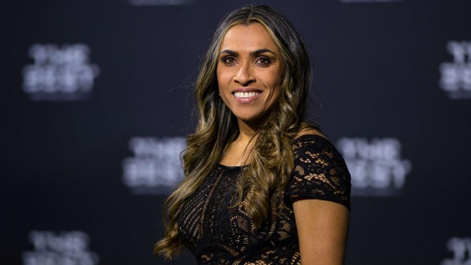 Marta obtém nacionalidade sueca: 'Me sinto sueca também'