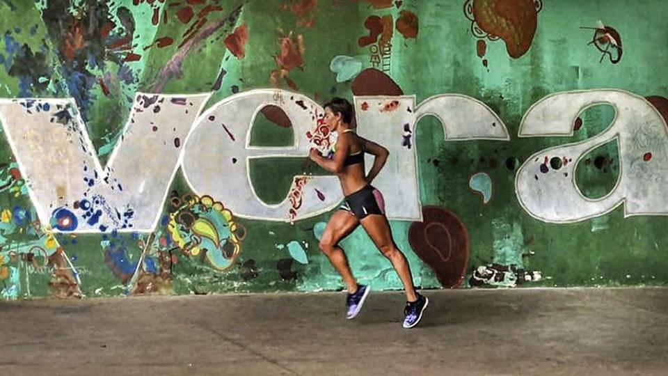 Vera Lúcia Saporito é mãe, estudante de educação física, ultra atleta de montanha e uma mulher que nos inspira