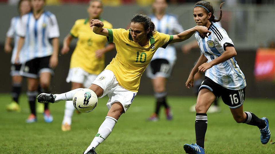 O Museu do Futebol oferece palestra gratuita sobre futebol feminino no mês das mulheres