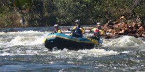 Jalapão - Raft Rio Novo