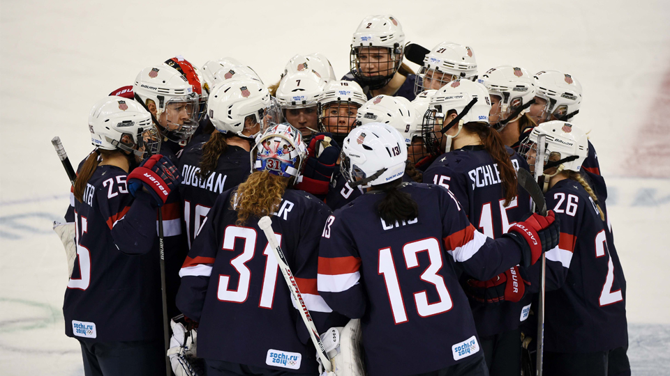 Devido a impasse, EUA poderá disputar Mundial de hóquei no gelo com 'time alternativo'