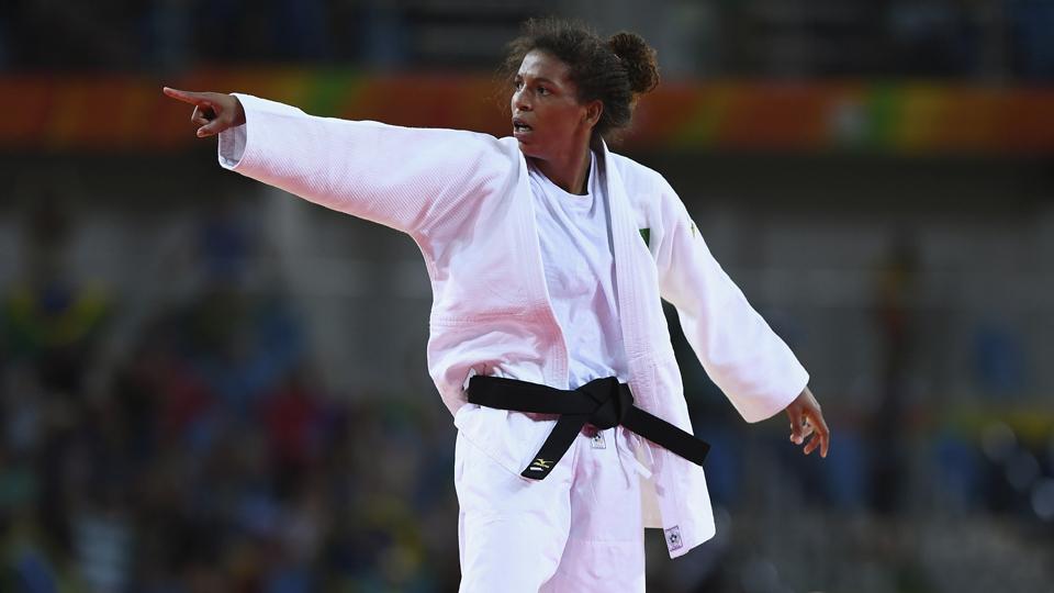 Com Rafaela Silva, Brasil disputa Grand Prix de judô na Geórgia