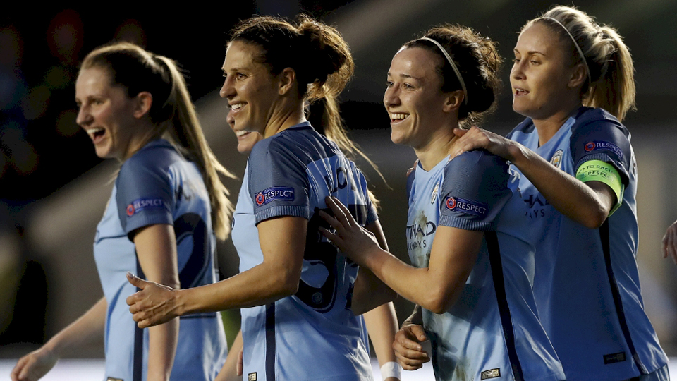 Revanche e duelo França x Inglaterra marcam as semifinais da Champions League feminina