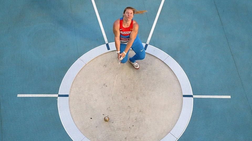 COI desqualifica atletas russas flagradas no doping de Londres-2012